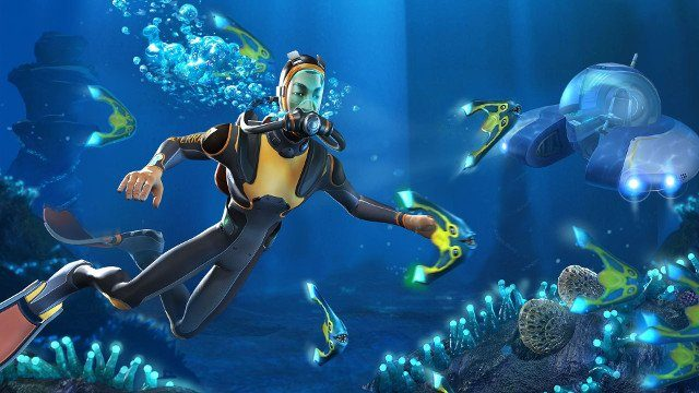 subnautica best games 2018