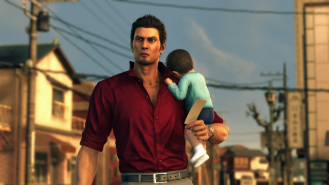 Yakuza 6 best games 2018