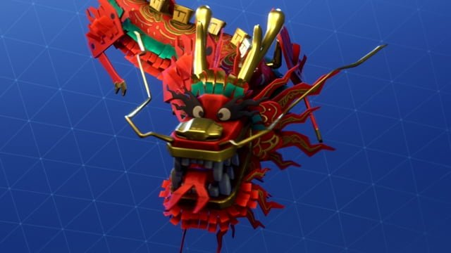 fortnite dragon glider