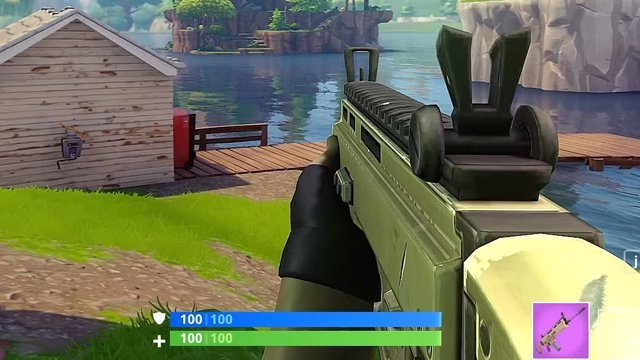 fortnite first person