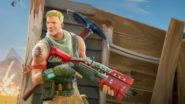 What is Shooting Test for Fortnite?