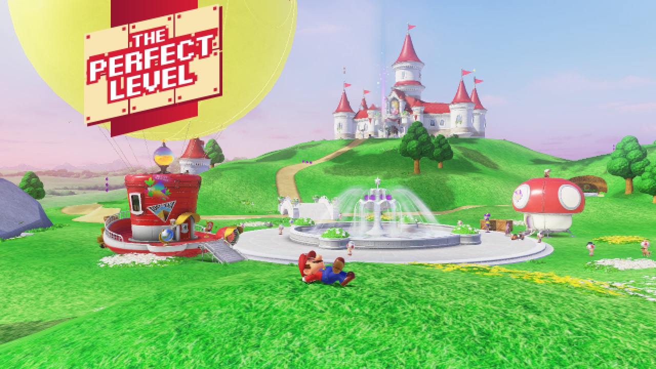 The Perfect Level Super Mario Odyssey S Mushroom Kingdom Is Nostalgia Done Right Gamerevolution