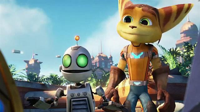 Ratchet and Clank PS4 Sales, crackdown