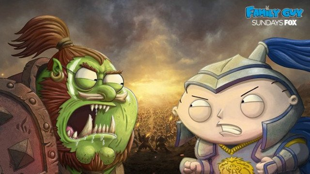 Family Guy Meets Warcraft in the Episode to air This Sunday