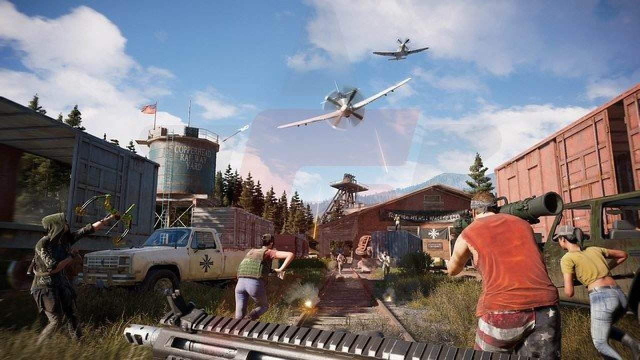 Far Cry 5 How To Save The Game Gamerevolution
