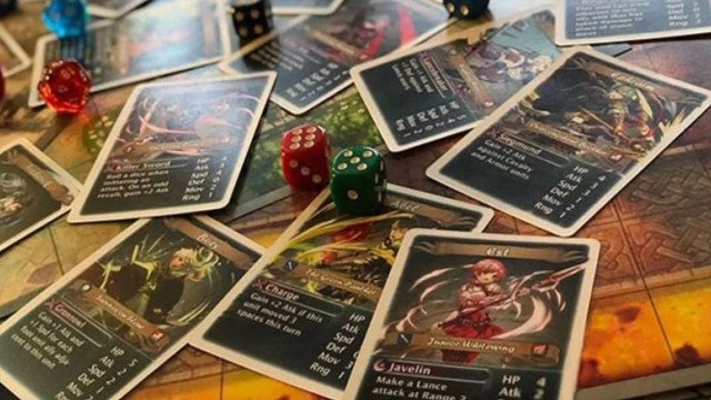 Download This Fan-Made Fire Emblem Board Game For Free