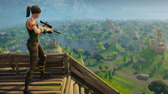 Epic Games suing Fortnite Live organizers