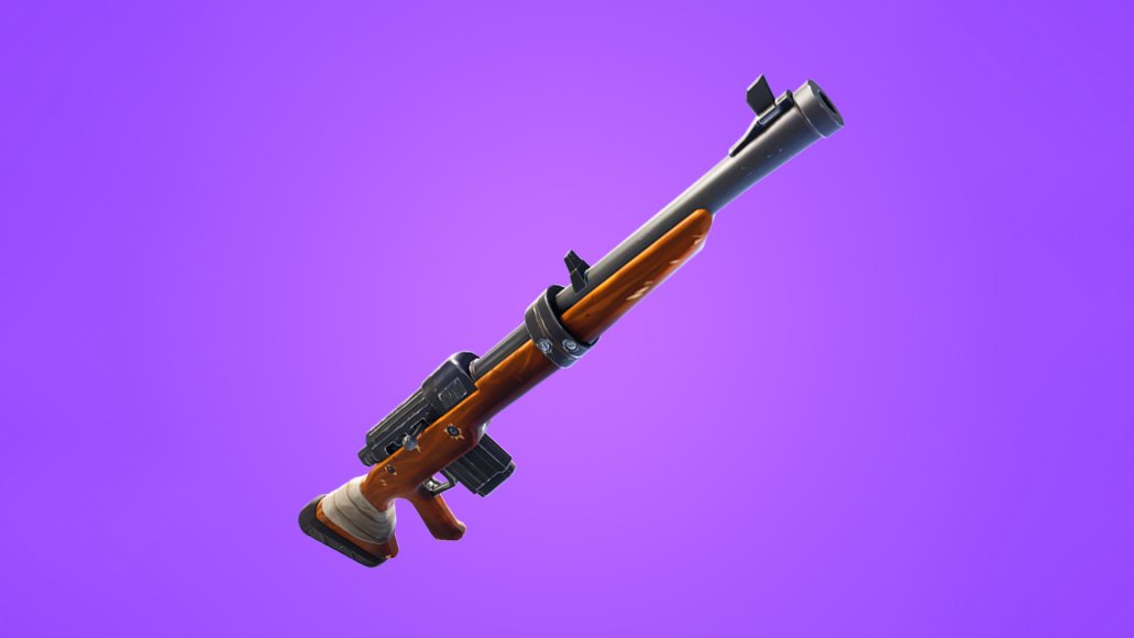 Fortnite Hunting Rifle Stats And Strategies For Using This Sniper Rifle Gamerevolution