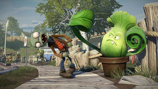 Plants vs Zombies Garden Warfare 3