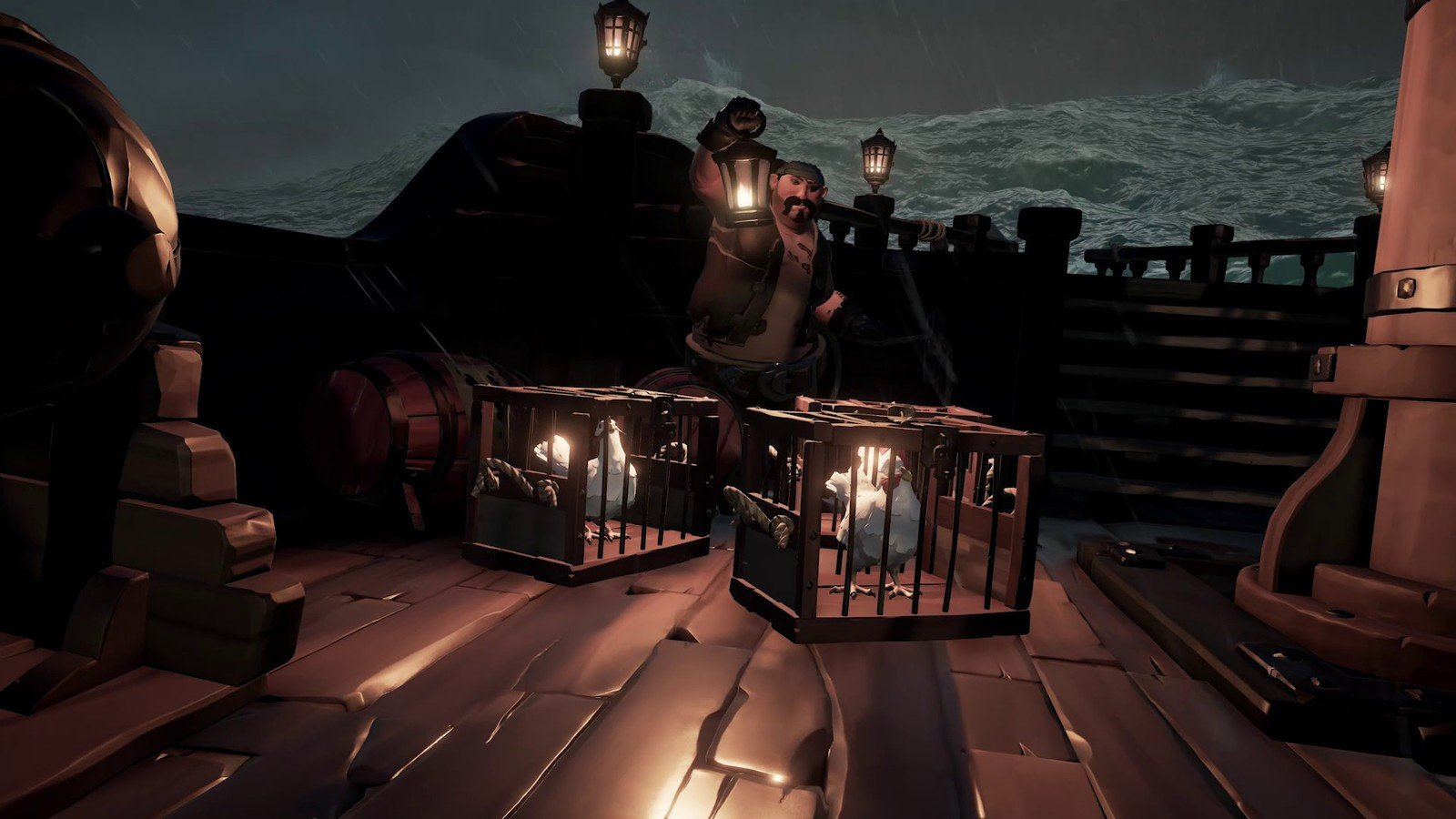 Sea of Thieves Pets
