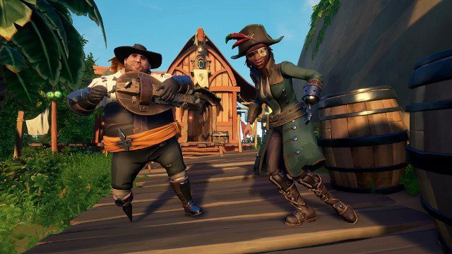 Sea of Thieves most disappointing games 2018