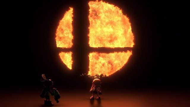smash bros switch characters