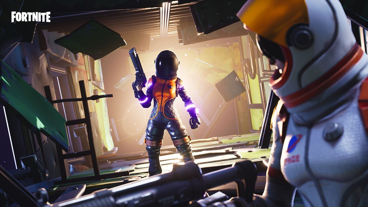 Fortnite Deep Space Lander: What This New Space Shuttle