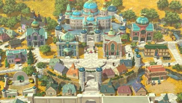 Ni no Kuni 2 Kingdom