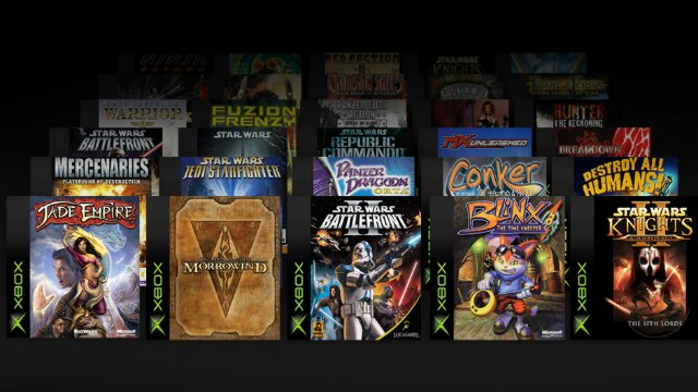 List of Original Xbox Games Coming Soon In April