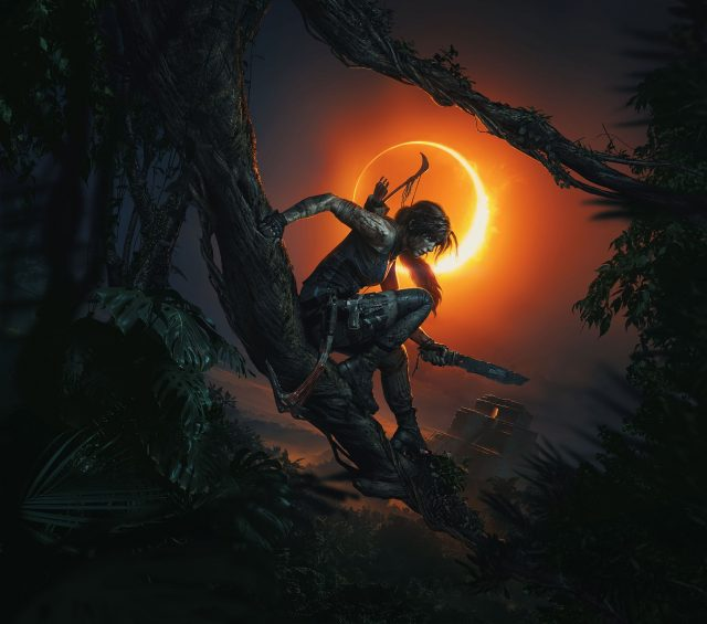 Shadow of the Tomb Raider First Image Reveal Lara Croft