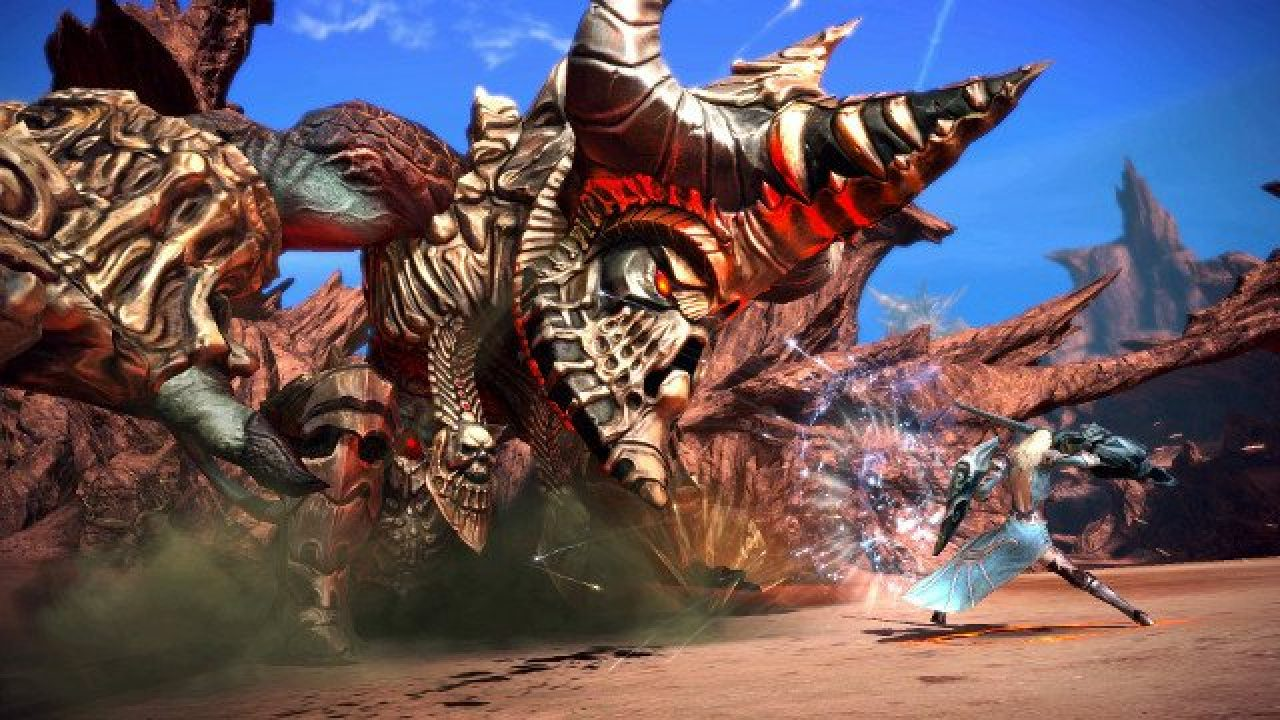 Best Console Mmos Best Mmos On The Ps4 And Xbox One Gamerevolution