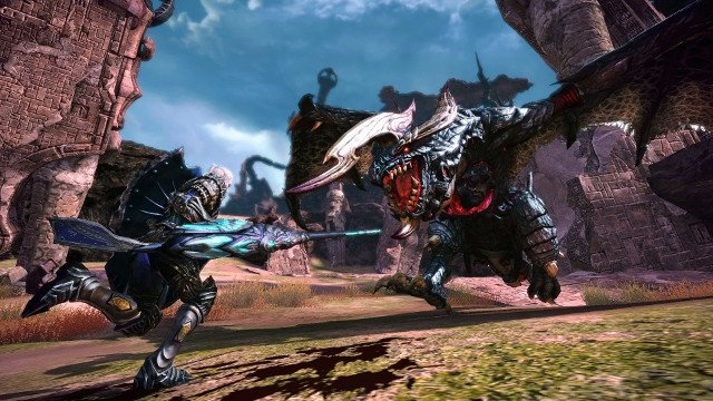 Tera Update PS4