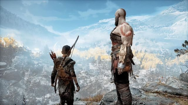 god of war not full screen, Best PS4 Exclusives