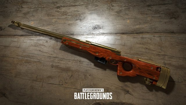 Pubg Gold Weapons What S Inside The New Equinox Crate Gamerevolution
