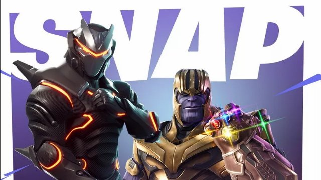 Fortnite Avengers Infinity War