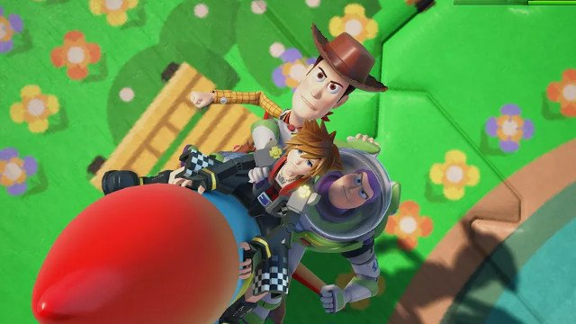 Kingdom Hearts 3 1.02 Update Patch Notes