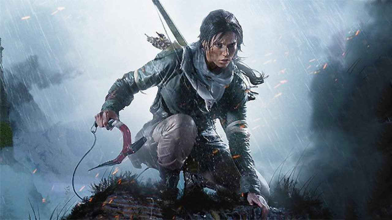 E3 2018 Shadow Of The Tomb Raider Gameplay Trailer Shown At