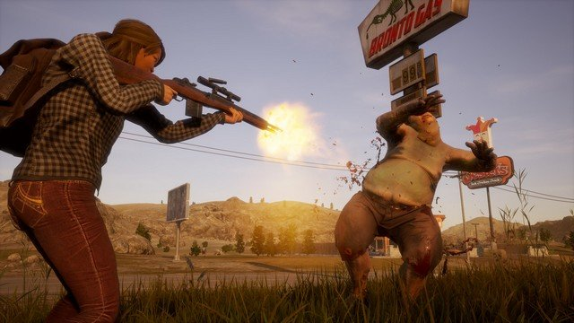State of Decay 2 Find Guns and Ammo