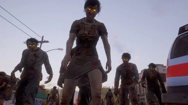 State of Decay 2 Zombies From Ground