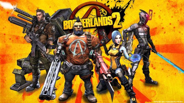 nintendo borderlands