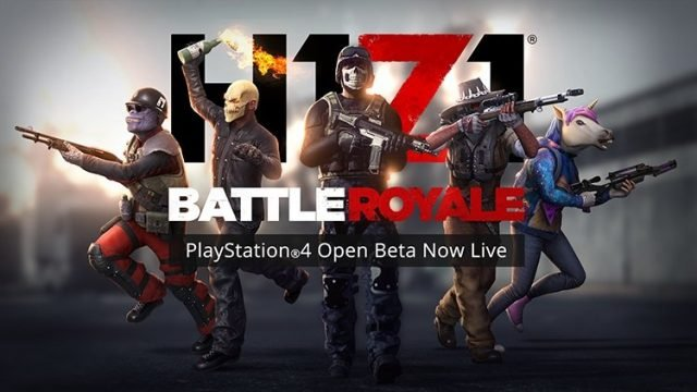 h1z1 ps4 beta 1.5m players