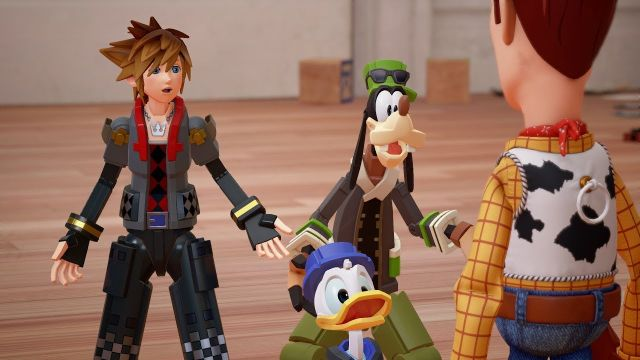 Kingdom Hearts 3 PS4 release date