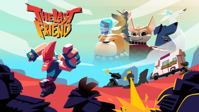 the last friend announced for switch
