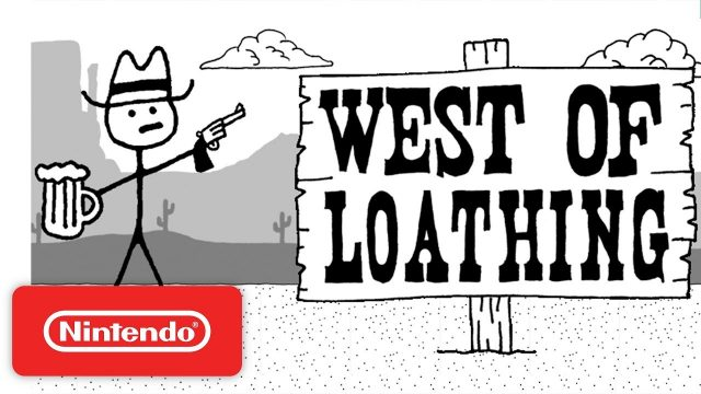 west of loathing releases on switch