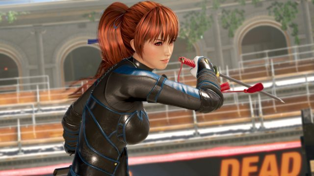 Dead or Alive 6 Kasumi, March 2019 games