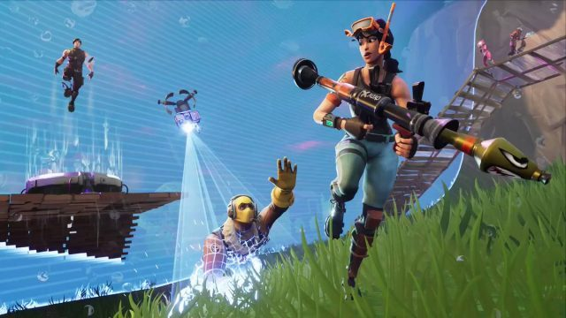 Fortnite 4.4.1 Patch Notes