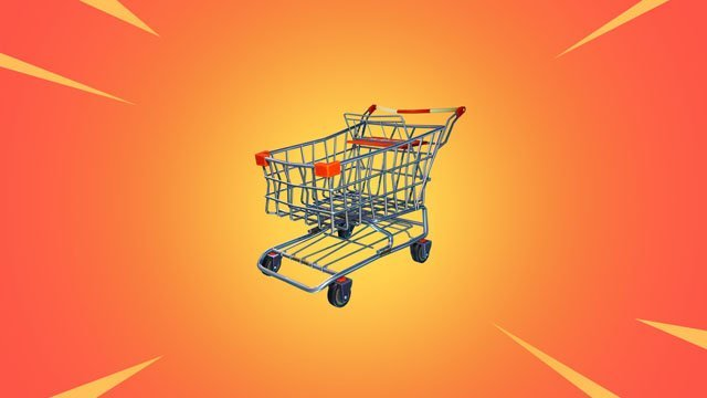 Fortnite Shopping Carts Removed