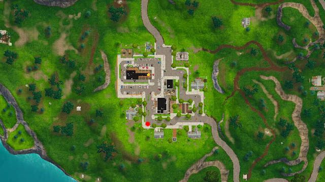 Fortnite Week 6 Secret Battle Star