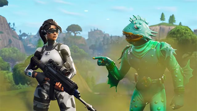 How to Trade Skins in Fortnite
