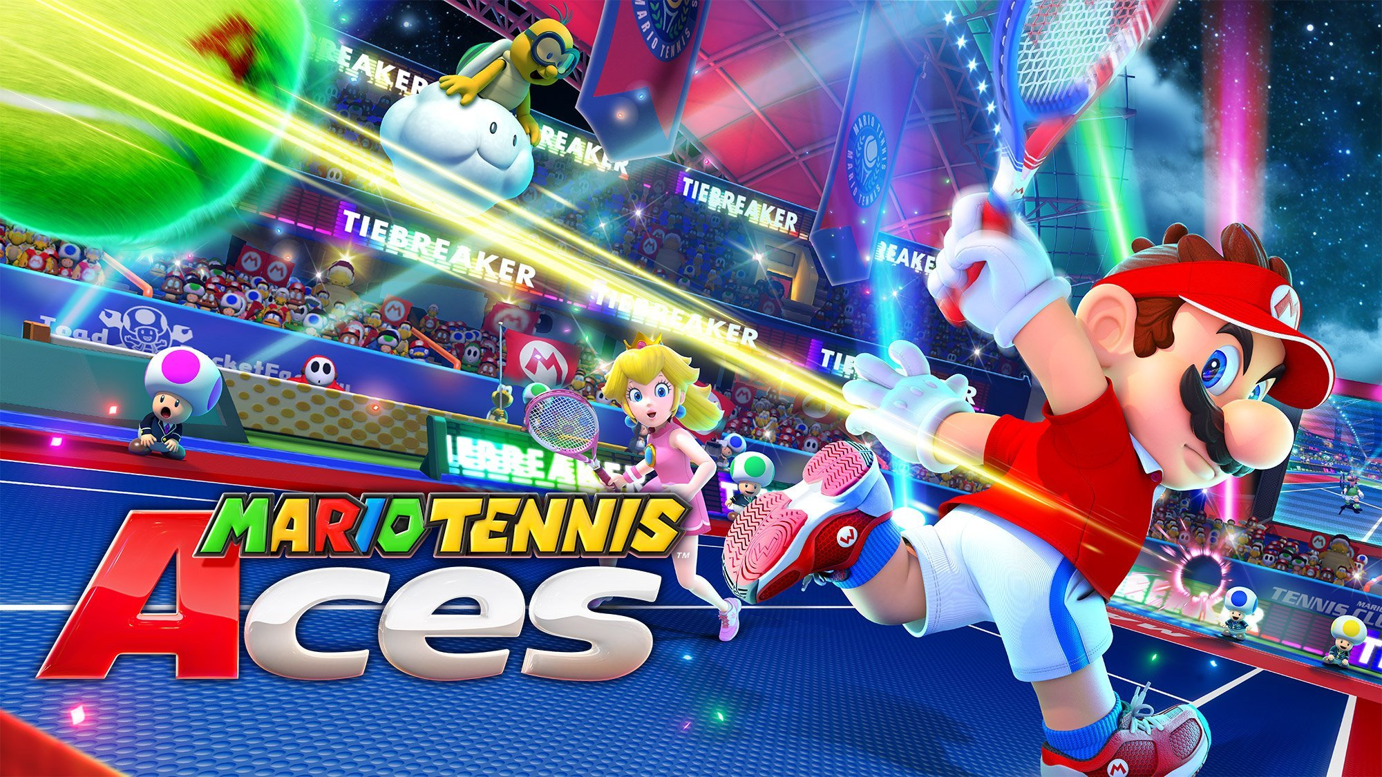 Mario Tennis Aces Day One Patch Update 1.1.0 Patch Notes