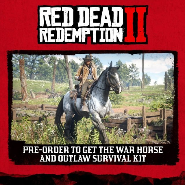 Red Dead Redemption Pre-Order