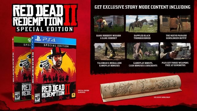 Red Dead Redemption Special Edition