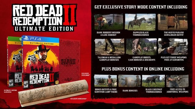 Red Dead Redemption Ultimate Edition
