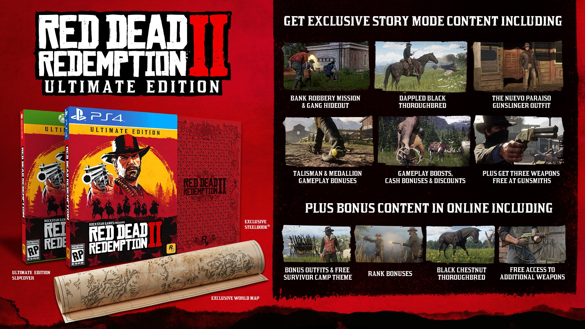 red dead redemption 2 ultimate edition digital download