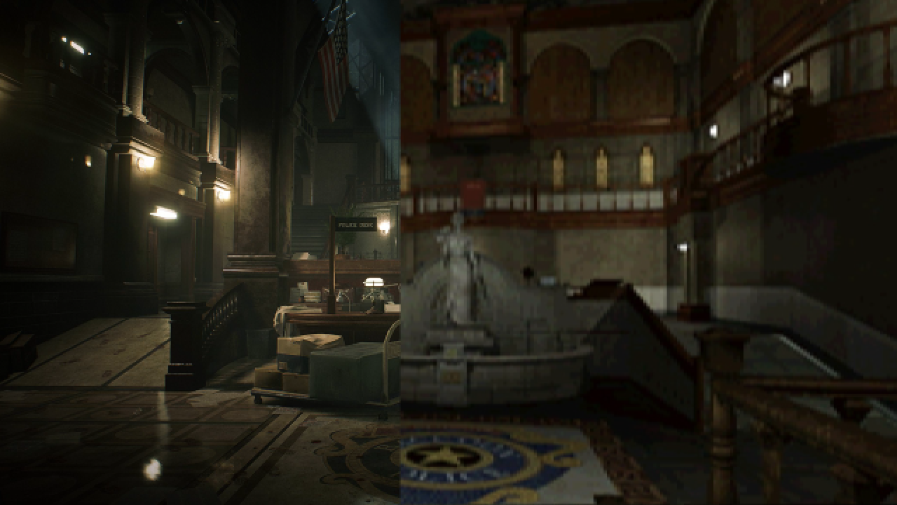 Resident Evil 2 Remake Changes What S New What S Different