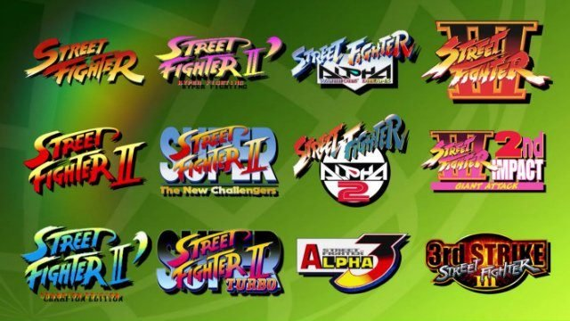 Street Fighter 30th Anniversary Collection Review Games