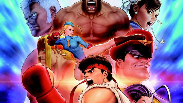 Street Fighter 30th Anniversary Review Hero