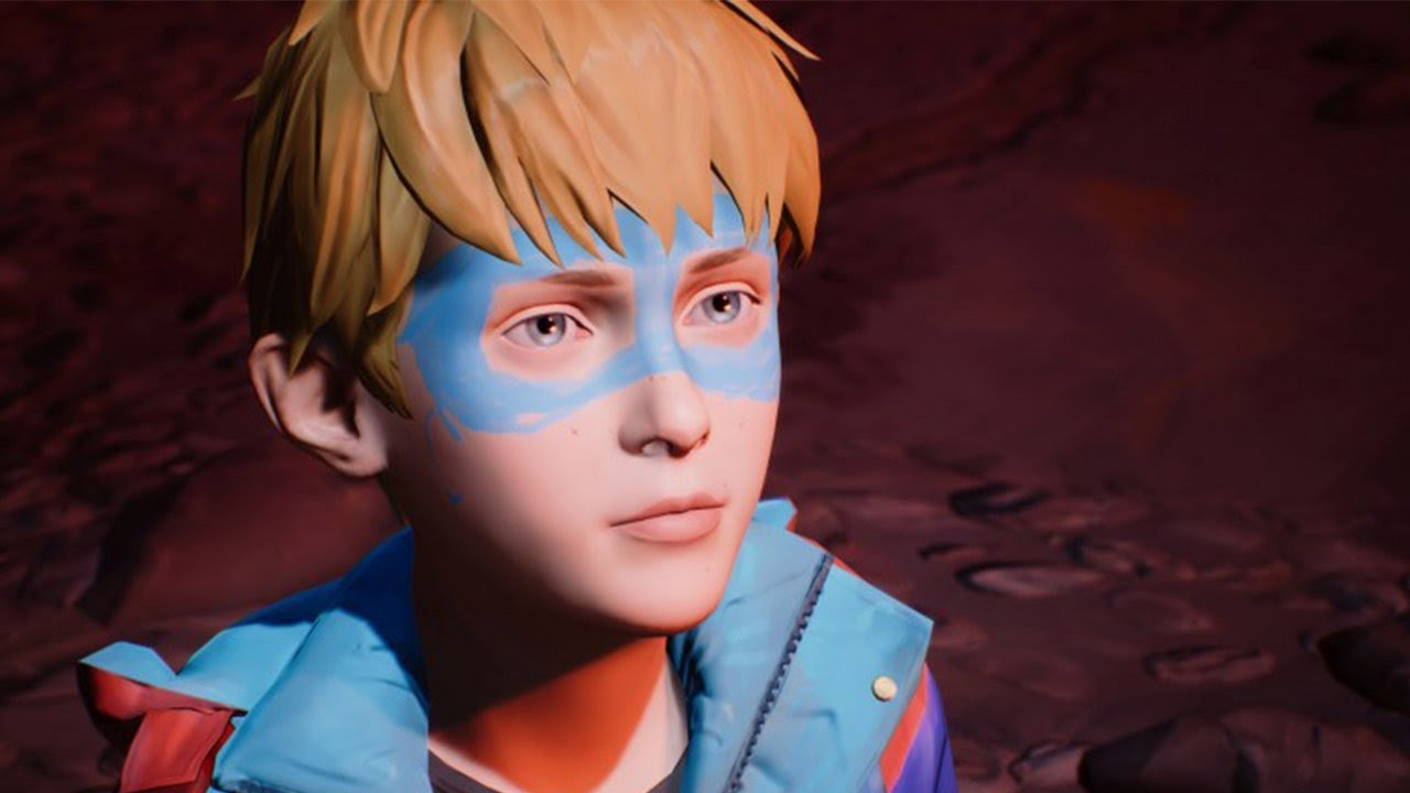 The Awesome Adventures of Captain Spirit E3 2018
