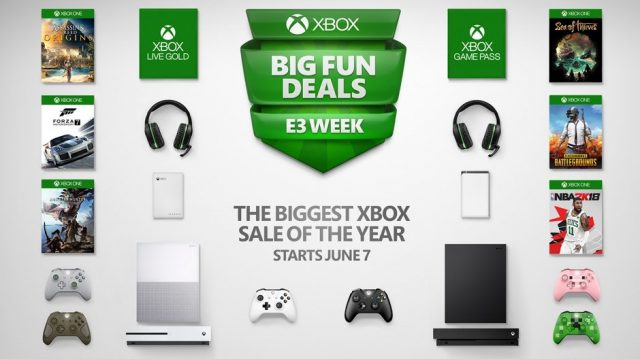 The Biggest Xbox Sale of the Year