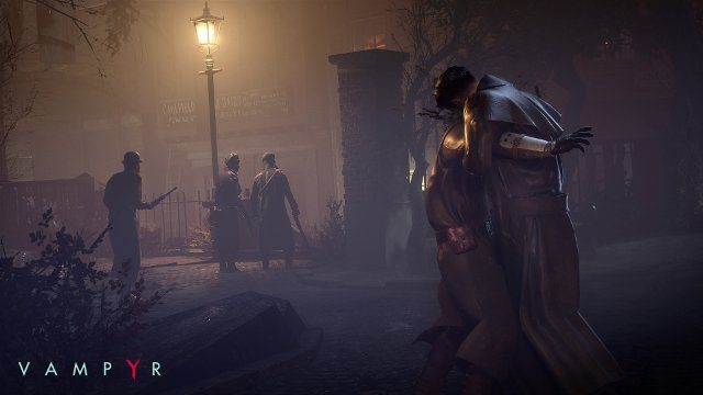 vampyr review pc ps4 xbox one